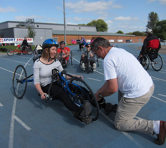 Taster Handcycle Day
