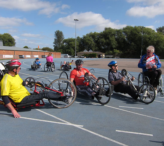HandCycle Taster Day